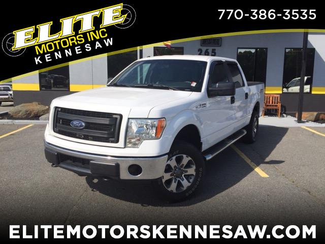 2014 Ford F-150 2014 Ford F-150 STX SuperCrew 6.5-ft. Bed 4WD