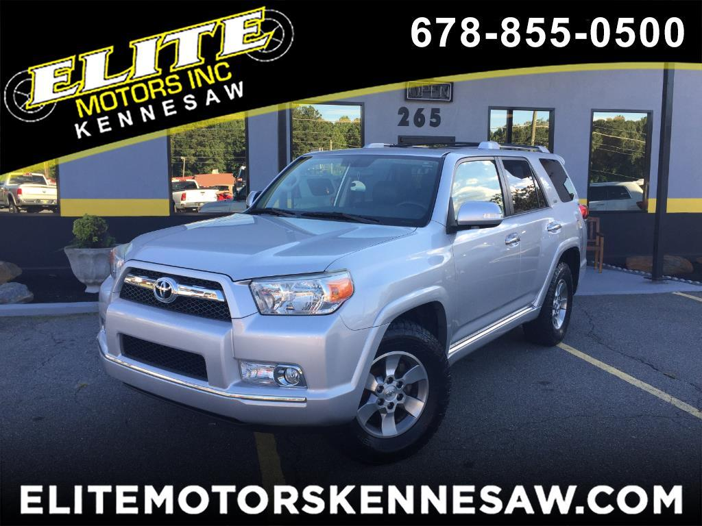 2012 Toyota 4Runner 2WD 4dr V6 Limited (Natl)