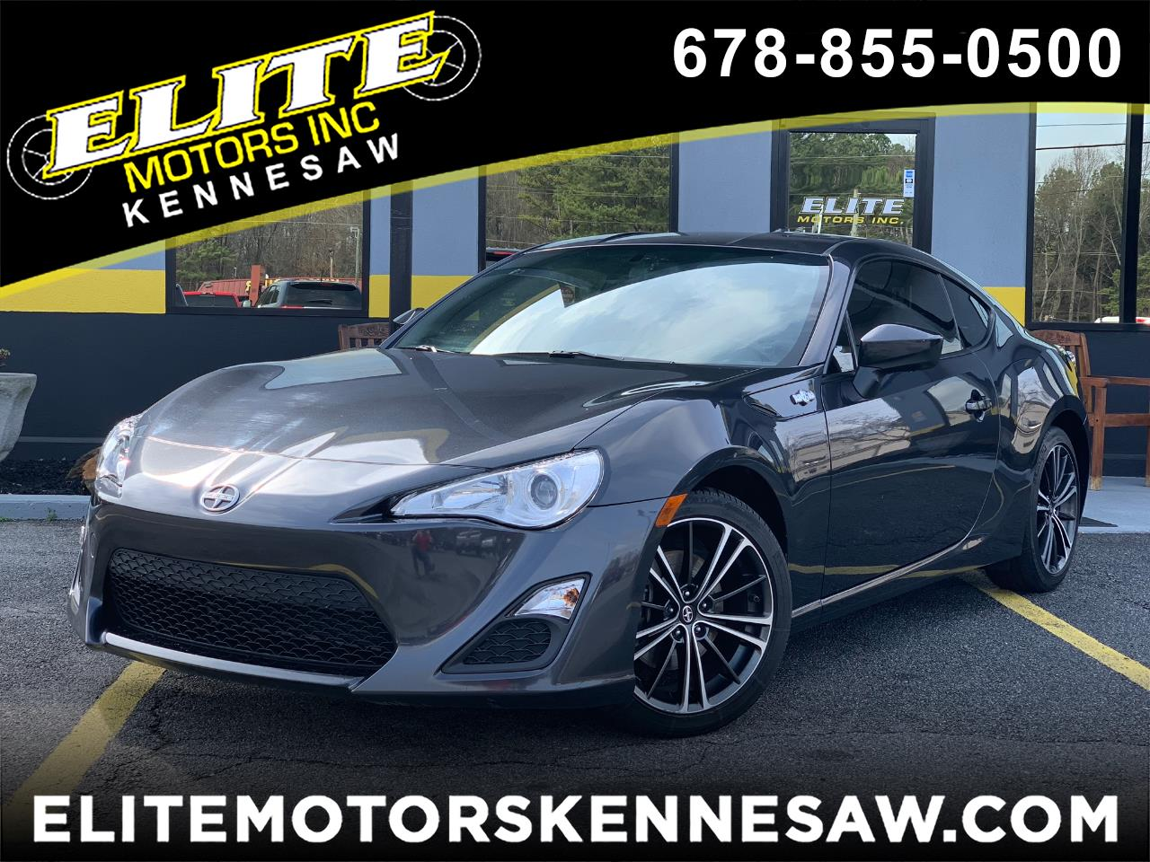 2016 Scion FR-S 2dr Cpe Man Release Series 2.0 (Natl)