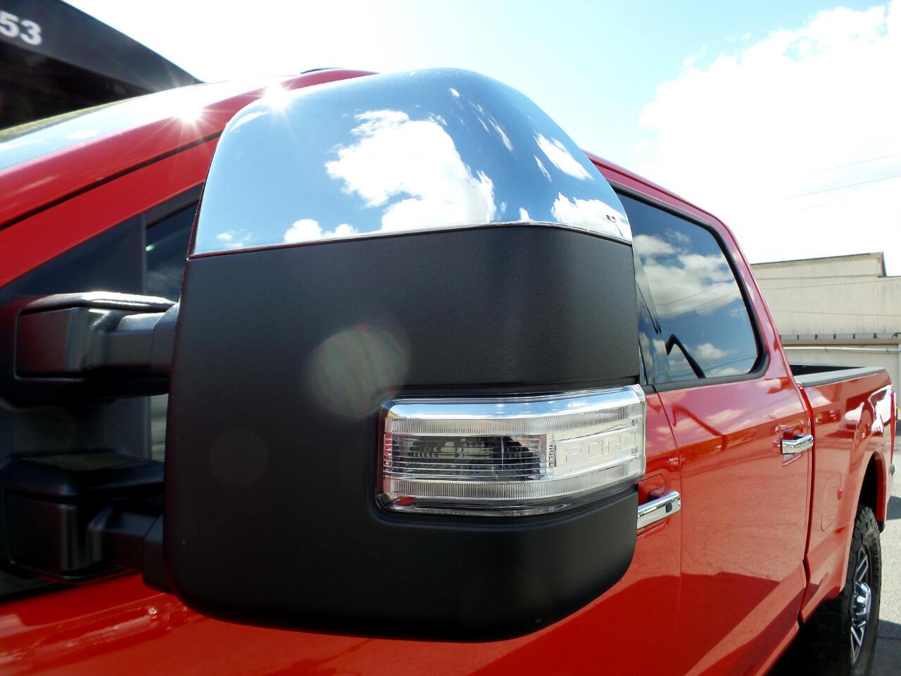 2017 Ford F-250 SD Lariat Crew Cab 4WD