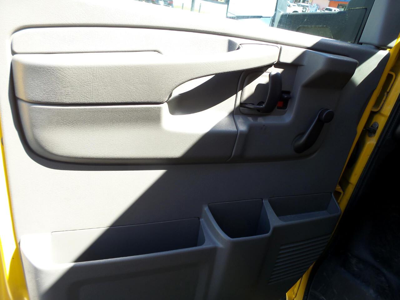 2012 GMC Savana G3500
