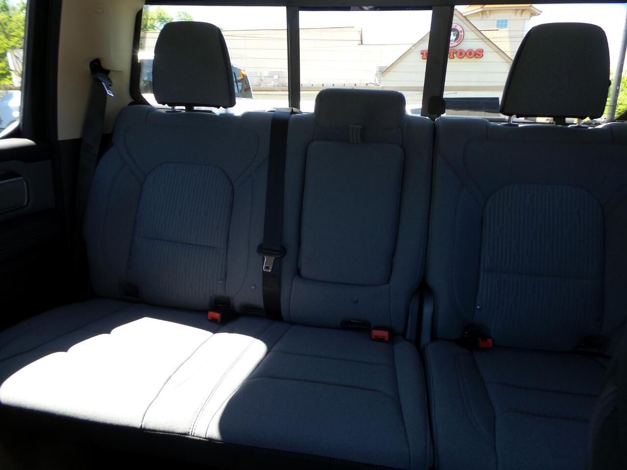 2019 RAM 1500 Big Horn Crew Cab SWB 4WD