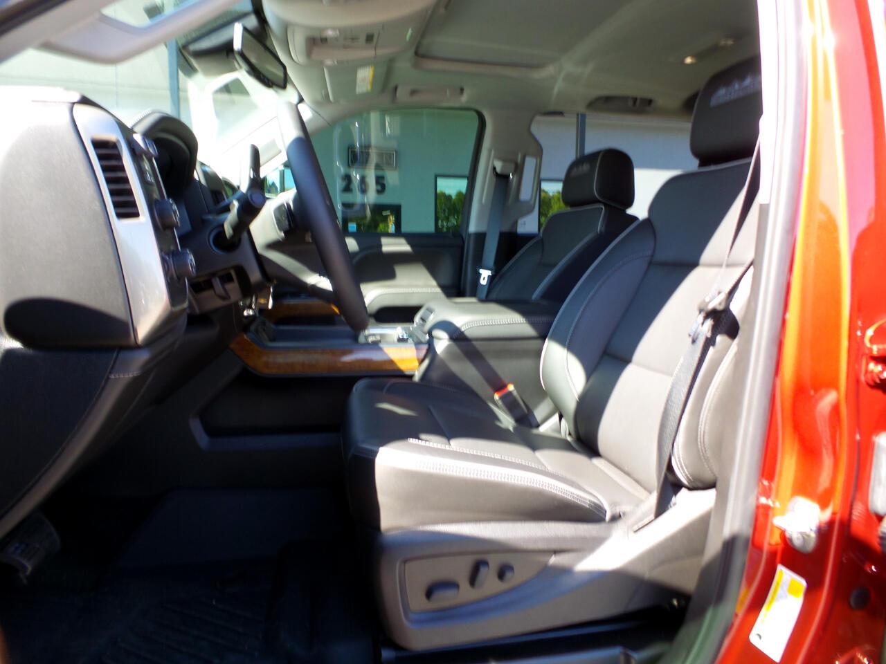 2018 Chevrolet Silverado 2500HD High Country Crew Cab 4WD
