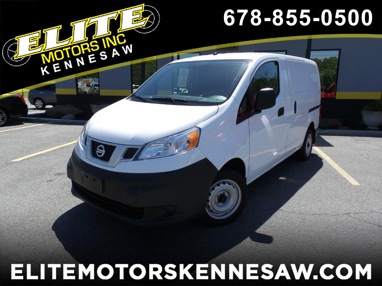 2016 Nissan NV200 Compact Cargo I4 S