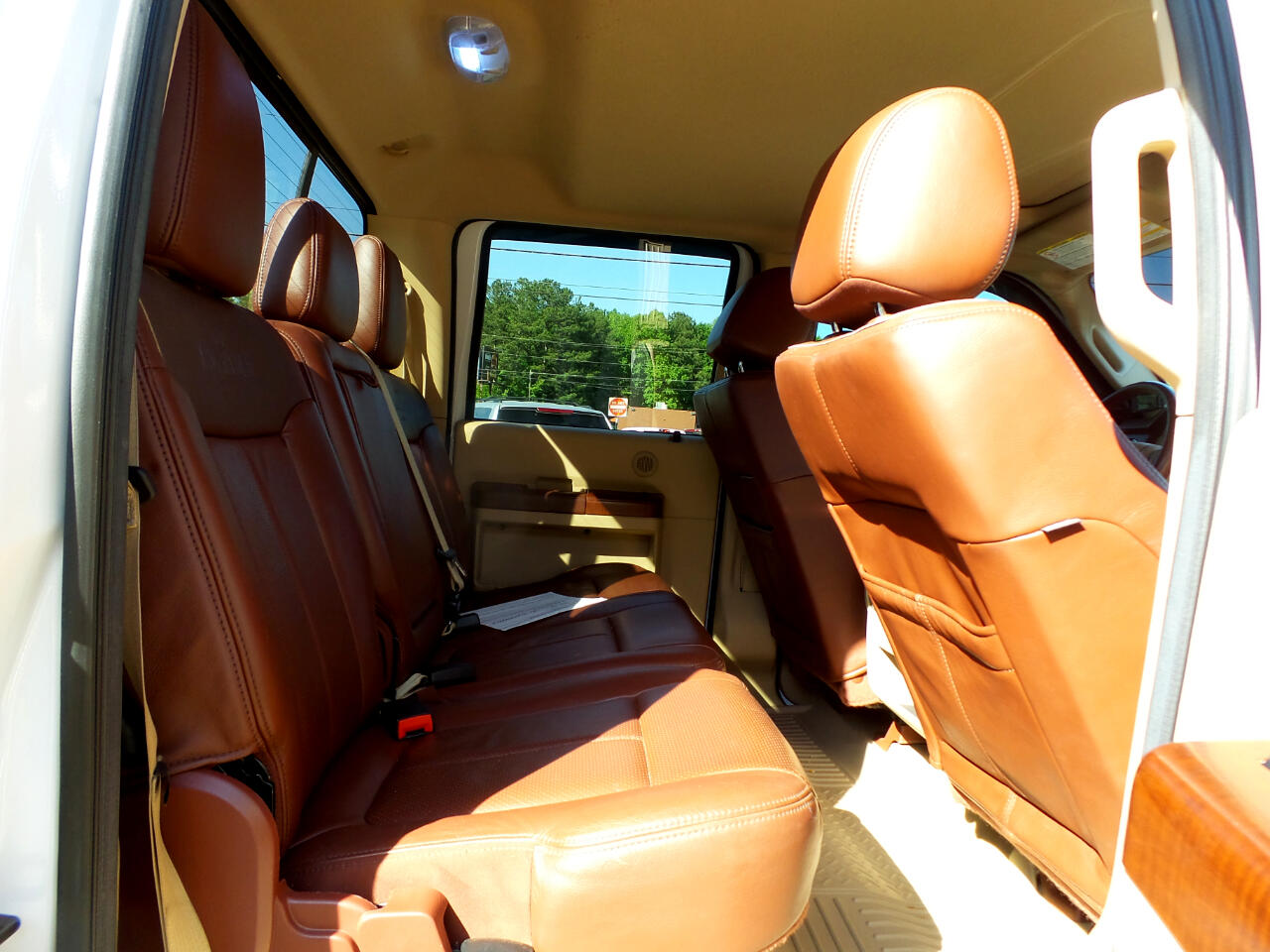 2014 Ford F-250 SD King Ranch Crew Cab 4WD