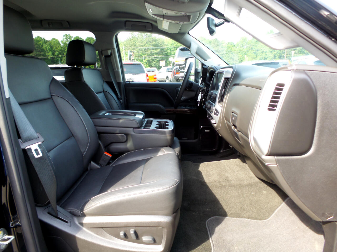 2018 GMC Sierra 2500HD SLT Crew Cab 4WD