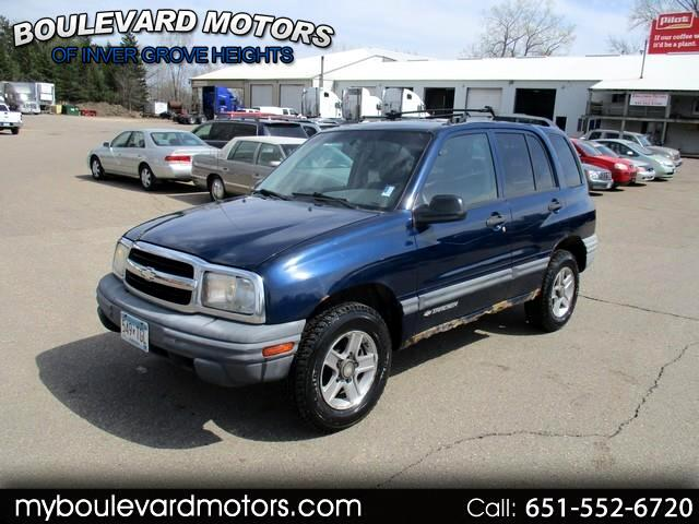 2004 Chevrolet Tracker Base 4WD