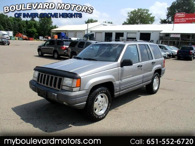 1997 Jeep Grand Cherokee Laredo 4WD