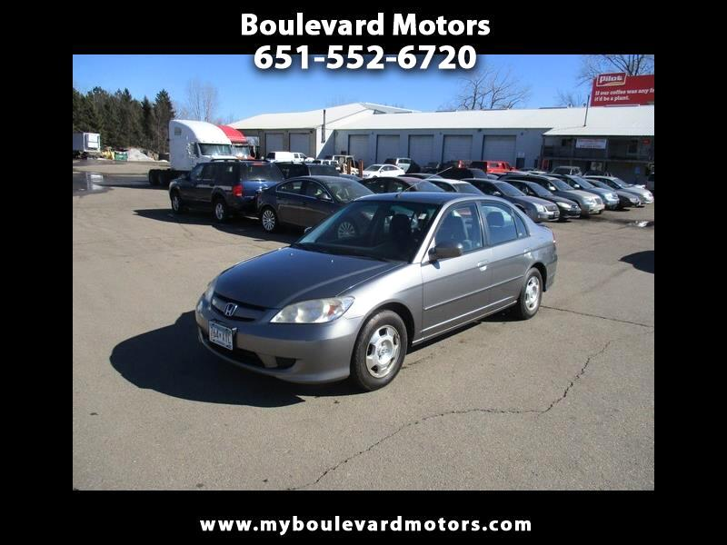 2004 Honda Civic Hybrid Sedan
