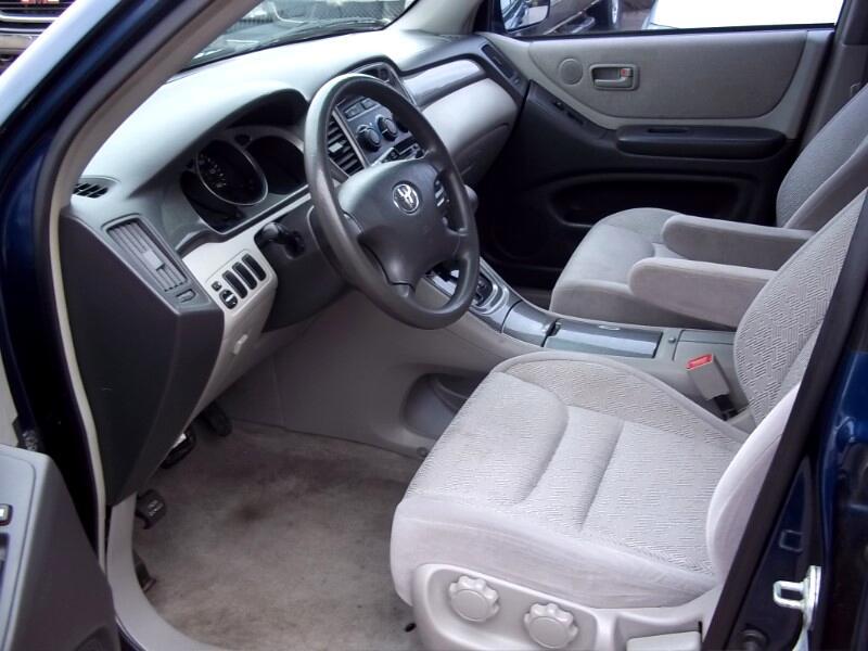 2003 Toyota Highlander 2WD