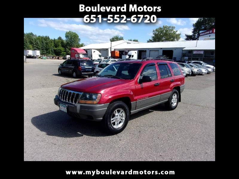 2002 Jeep Grand Cherokee 4dr Laredo 4WD