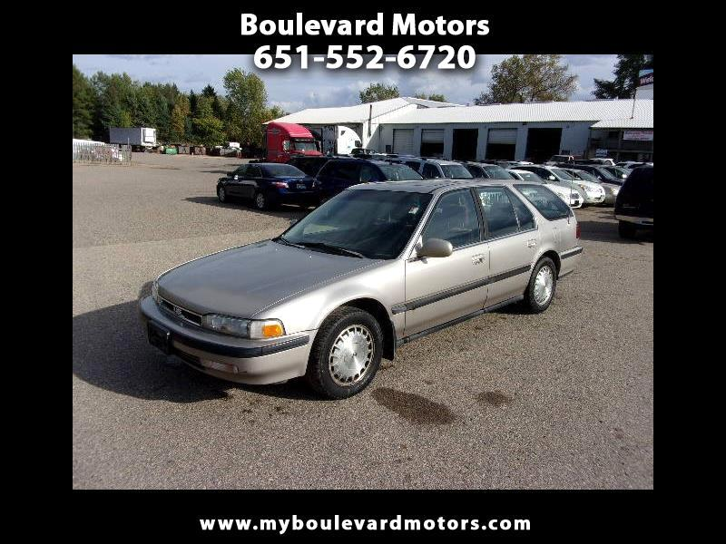 1991 Honda Accord Wagon