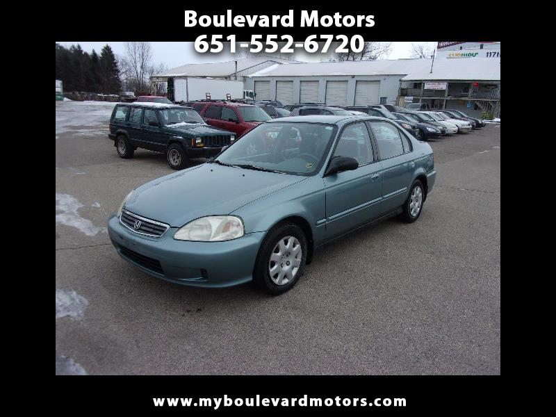 Honda Civic Value Package 2000