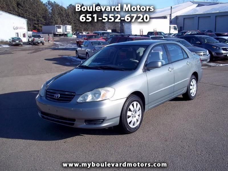 Toyota Corolla CE 2003