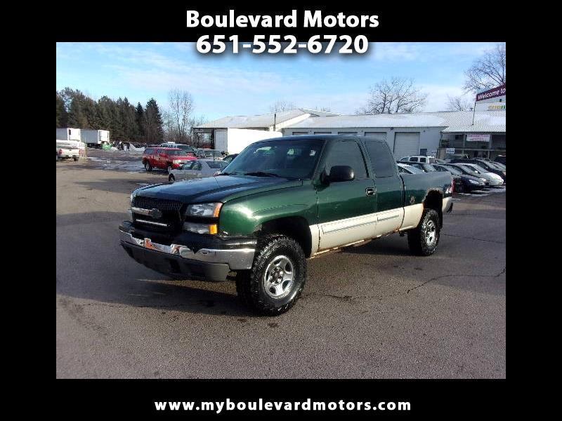 Chevrolet Silverado 1500 LT Ext. Cab Long Bed 4WD 2004