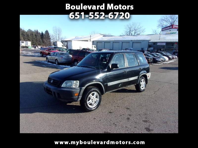 Honda CR-V EX 4WD 2000