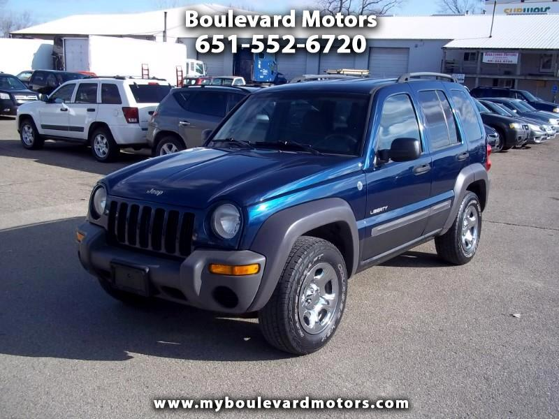 Jeep Liberty Rocky Mountain Edition 4WD 2004