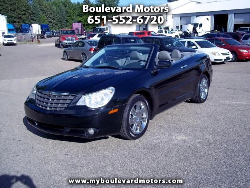 Chrysler Sebring Convertible Limited 2008