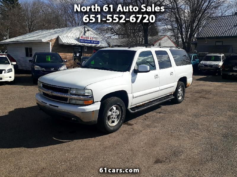 Chevrolet Suburban 1500 4WD 2002