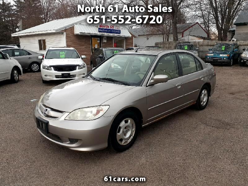 Honda Civic Hybrid 4dr Sdn 2005