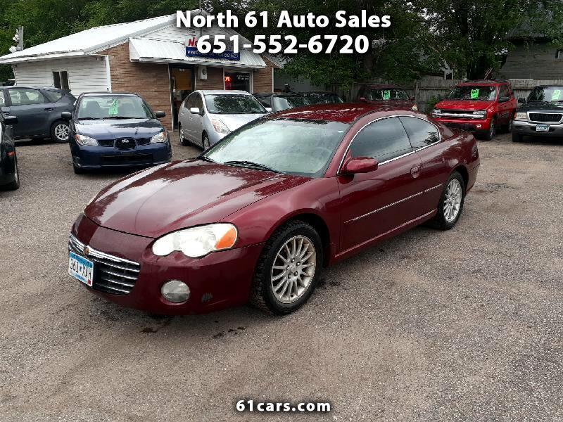 Chrysler Sebring Limited Coupe 2004