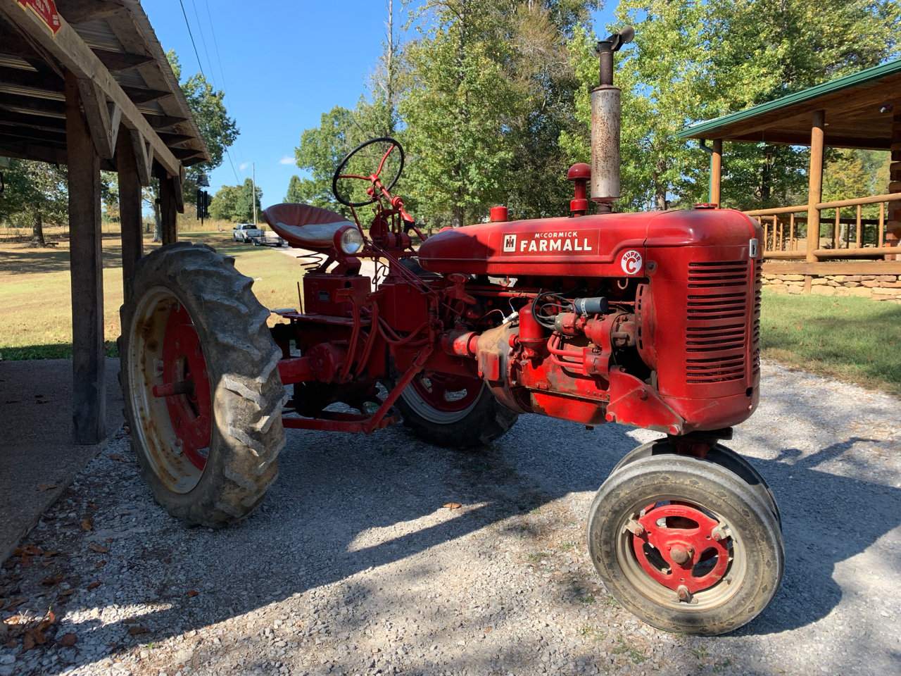 International Harvester 1210  1954