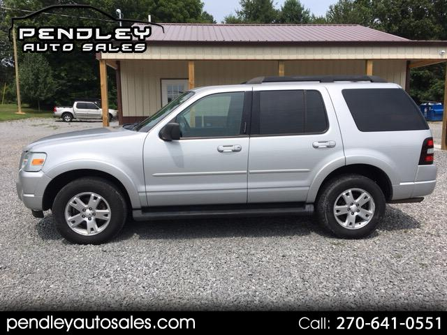 2009 Ford Explorer 4dr 114