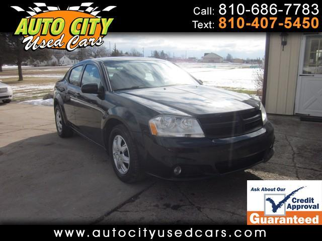 2011 Dodge Avenger MAINSTREET