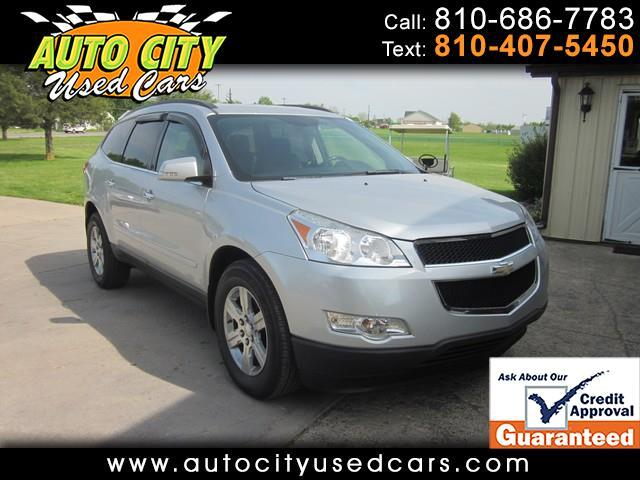 2011 Chevrolet Traverse LT-2 AWD