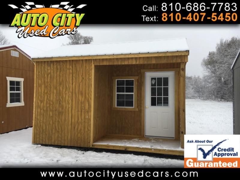 2018 Old Hickory Buildings Utility Shed