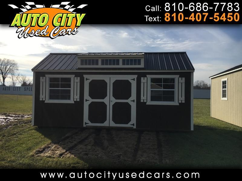 Old Hickory Buildings Utility Shed  2018