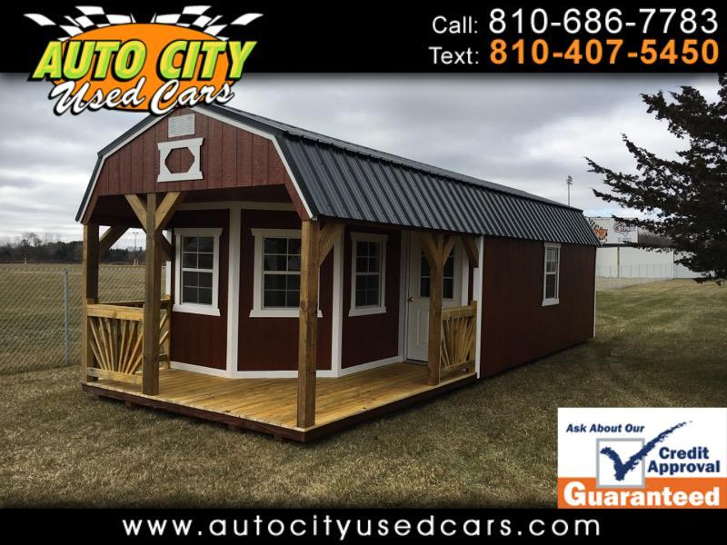 2019 Old Hickory Buildings Deluxe Playhouse