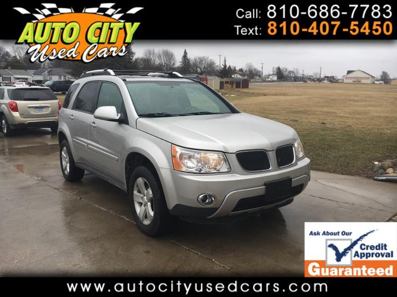 2008 Pontiac Torrent BASE AWD