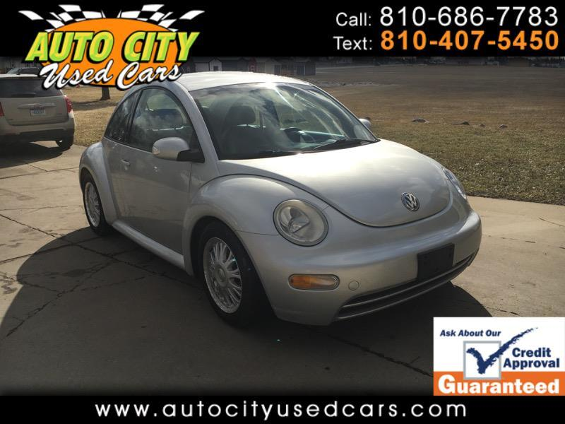 2004 Volkswagen New Beetle GLS TDI