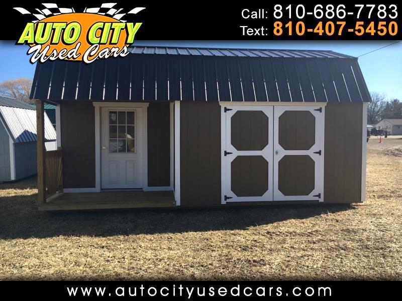 Old Hickory Buildings Playhouse  2018