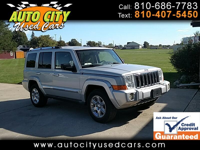2006 Jeep Commander LIMITED