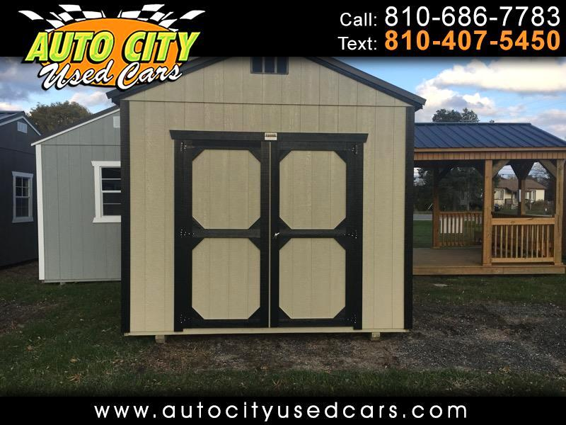 Old Hickory Buildings Utility Shed  2019