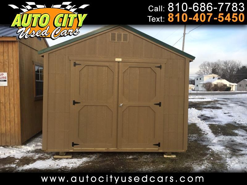 Old Hickory Buildings Utility Shed  2020