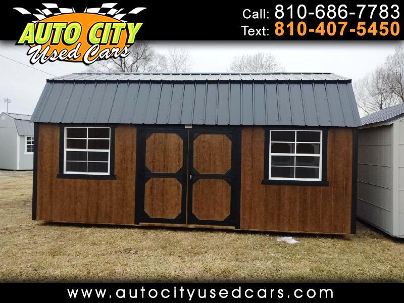 Old Hickory Buildings Barn  2020