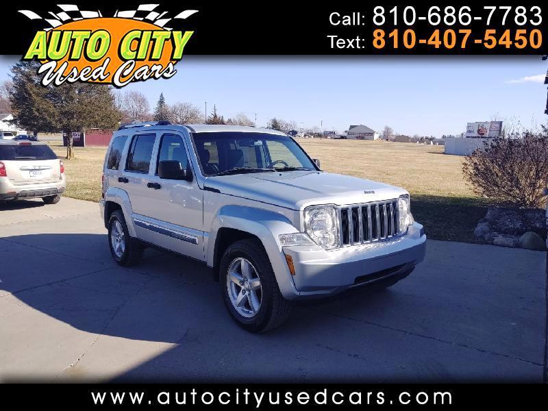 Jeep Liberty  2009