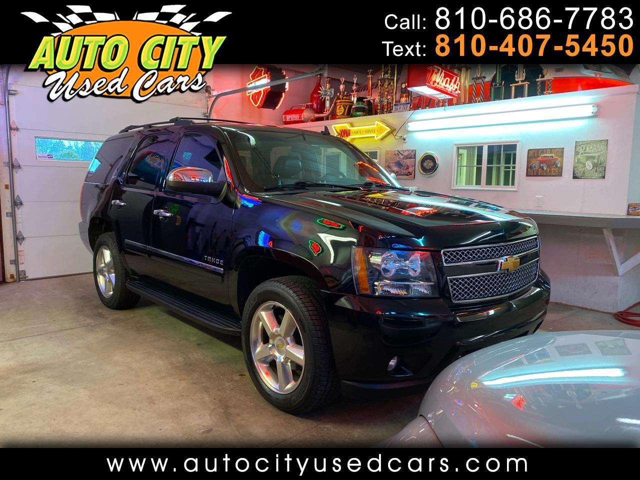 Chevrolet Tahoe 4WD 4dr 1500 LTZ 2013
