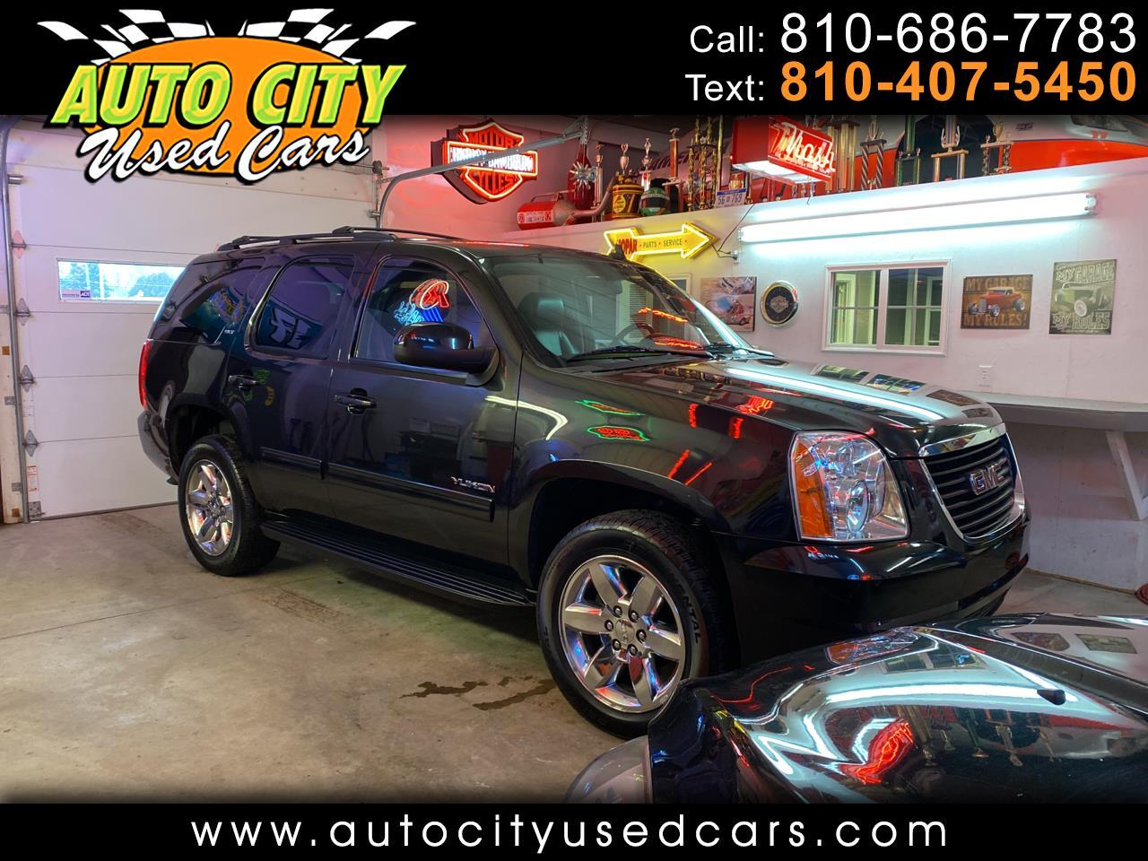 GMC Yukon 4WD 4dr 1500 SLT 2011