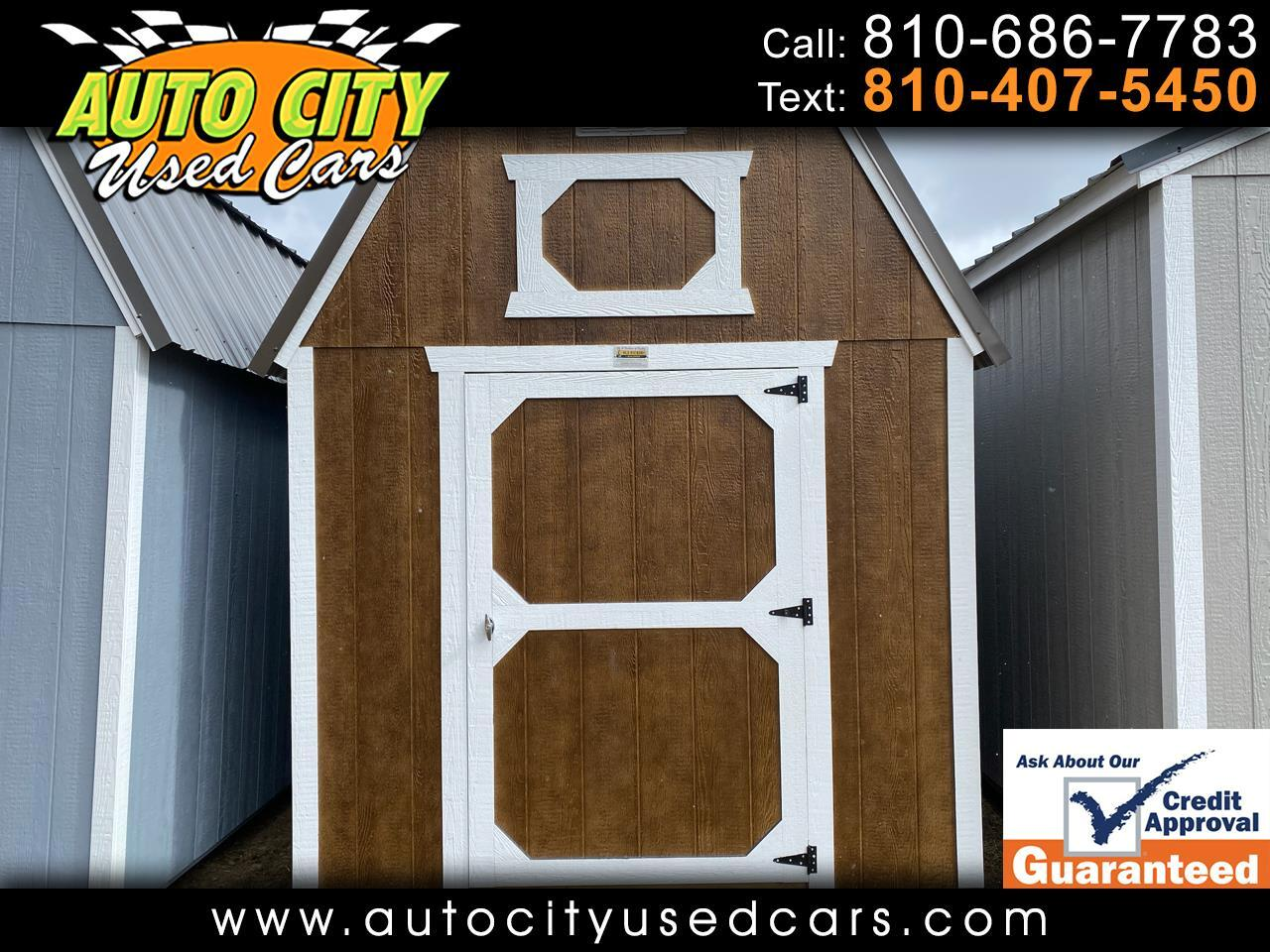 Old Hickory Buildings Lofted Barn  2021