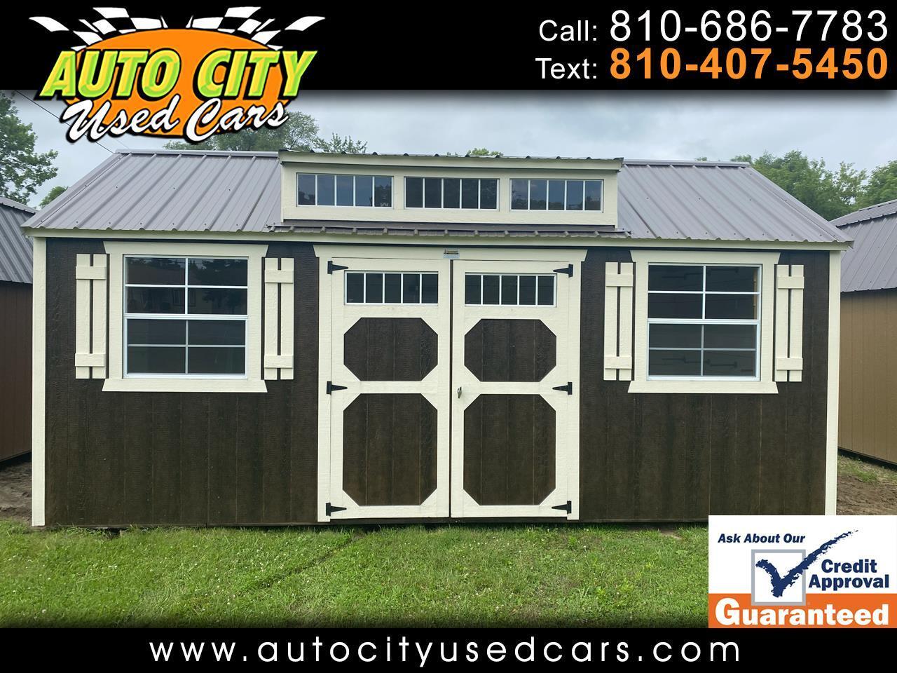 Old Hickory Buildings Shed Dormer  2020