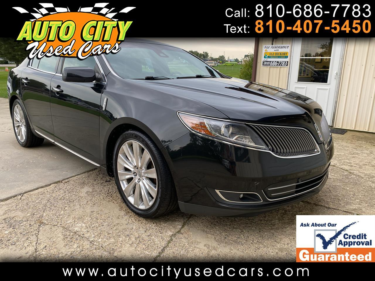 Lincoln MKS 4dr Sdn 3.5L AWD EcoBoost 2014