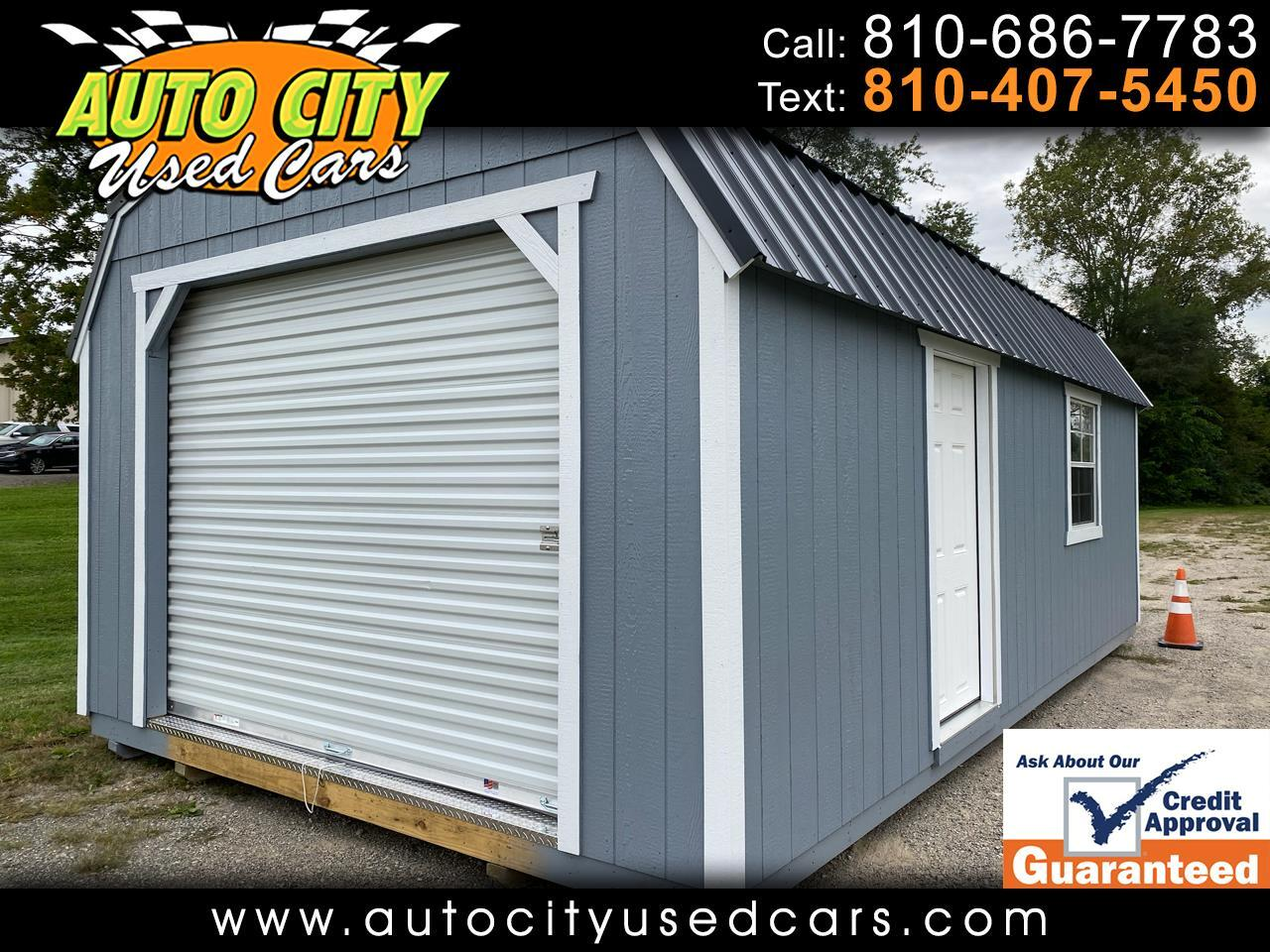 Old Hickory Buildings Garage  2021