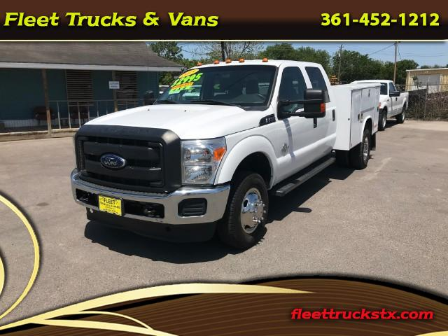 2015 Ford F-350 SD SERVICE BODY