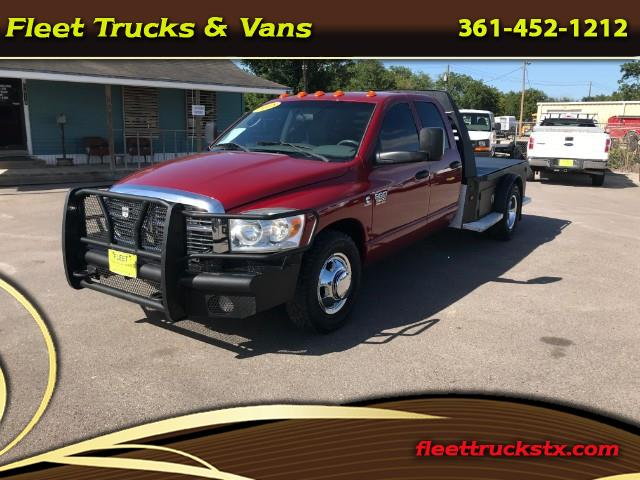 2008 Dodge Ram 3500 SKIRTED FLAT BED