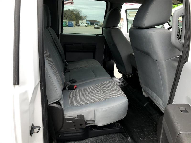 2016 Ford Super Duty F-250 SRW 4WD Crew Cab 156