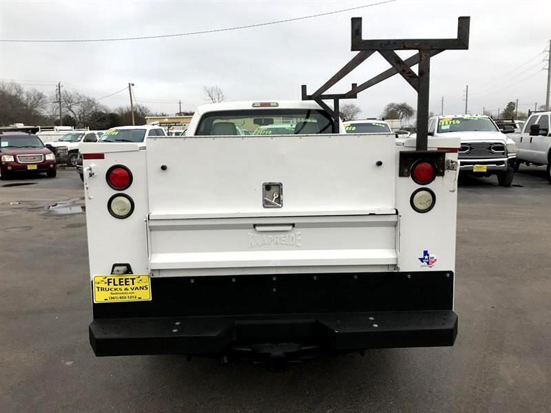 2012 Ford Super Duty F-250 SRW 2WD Reg Cab 137